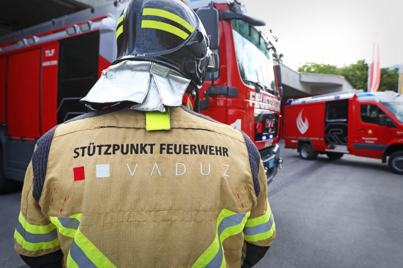 Feuerwehr Vaduz