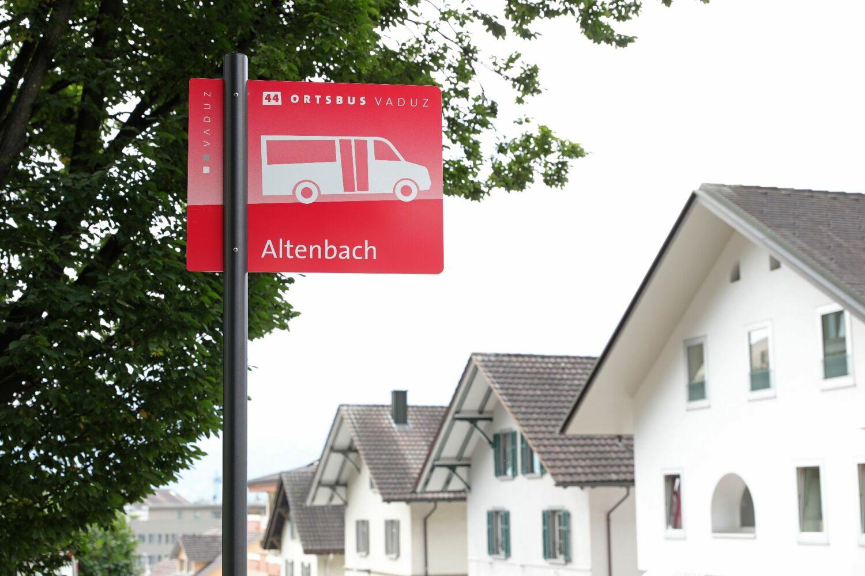 Ortsbus Vaduz
