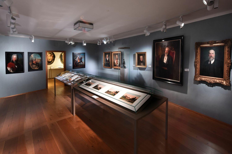 Landesmuseum, Fürstengalerie